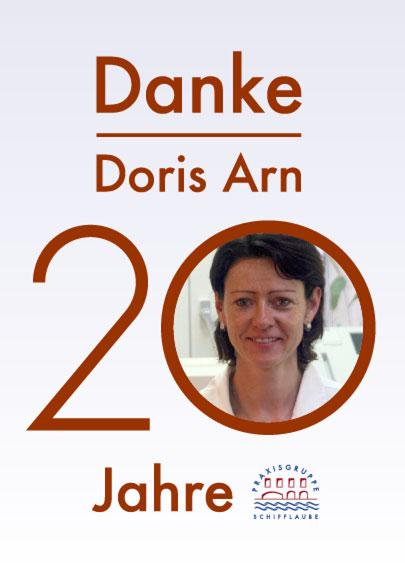 20 Jahre Doris Arn
